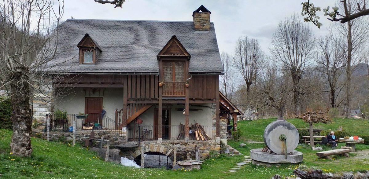 Le Moulin de Saoussas casa