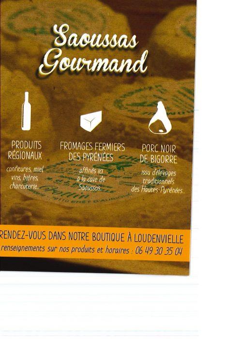 Productos Le Moulin de Saoussas